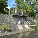 現在の小田原用水取水口